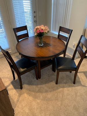 4 Chair Kitchen Table for Sale in The Colony, TX