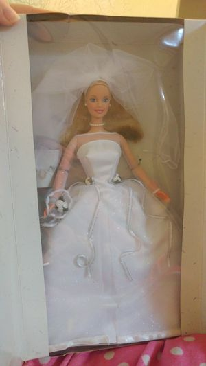 Blushing bride barbie- vintage collectable for Sale in Pittsburgh, PA