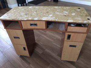 Nail desk for Sale in St. Cloud, FL