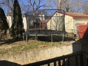 Trampoline for Sale in North Bethesda, MD