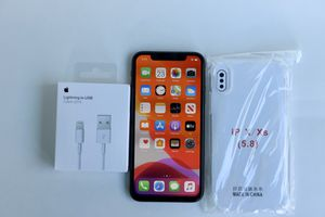 iPhone X 256GB Fully Unlocked for Sale in Schenectady, NY