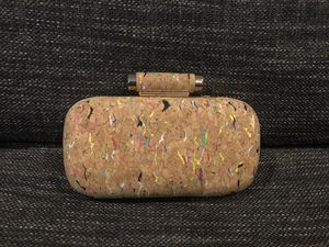 I.N.C. International Concepts Cork Clutch for Sale in New York, NY