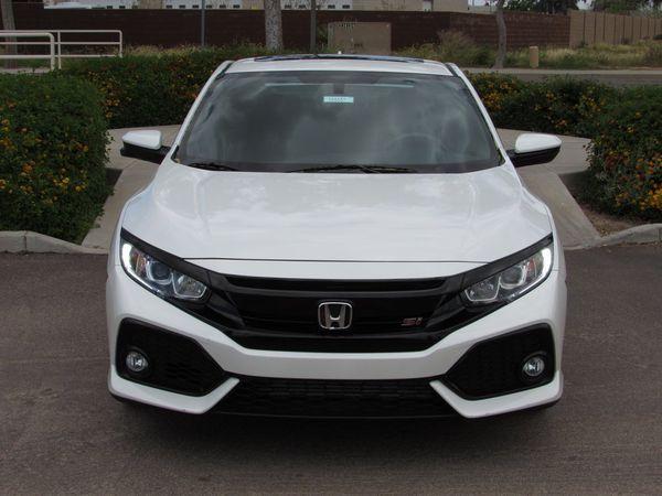 2018 Honda Civic Si Coupe
