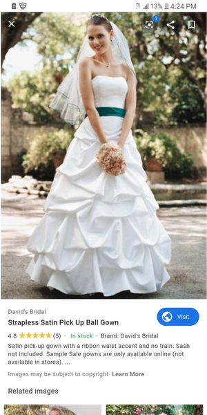 Wedding Dress for Sale in Chicago, IL