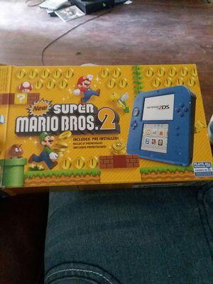 Nintendo 2DS Super Mario Bros 2 Pre Installed for Sale in Fresno, CA