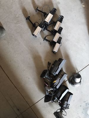 CCTV surveillance cameras fs ft ? for Sale in Colorado Springs, CO