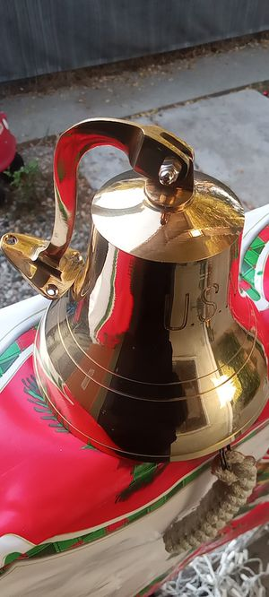 US NAVY BELL for Sale in Los Angeles, CA