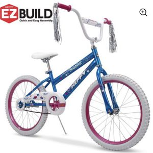 Huffy 20-Inch Sea Star Girls' Bike, Blue and Pink for Sale in Pinellas Park, FL