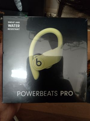 POWERBEATS PRO (YELLOW) for Sale in Philadelphia, PA