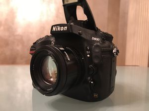 Used, Nikon DSLR D800 Full frame camera for Sale for sale  Fair Lawn, NJ