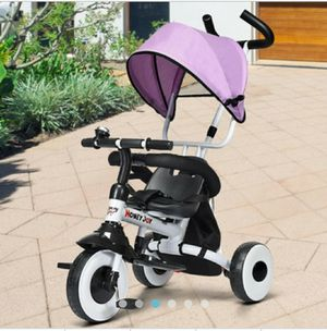4-in-1 kids baby stroller tricycle for Sale in Upland, CA