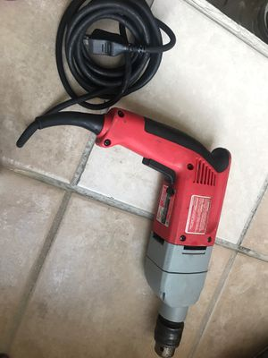 Milwaukee 8 Amp Corded 1/2 in. Hammer Drill Driver for Sale in Orlando, FL