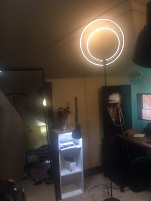 Double LED ring stand for Sale in Los Angeles, CA