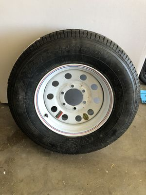 Brand new trailer tire for Sale in Midland, TX