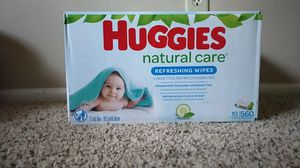 Huggies baby wipes for Sale in St Louis, MO