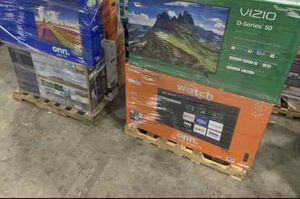 New TV liquidation event !!! Must sell 500 units ASAP!!!! 👍👌👍👌 QYFJH for Sale in Cypress, CA