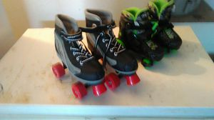 Shoe roller skates for Sale in Victorville, CA