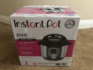 Instant Pot for Sale in Buena Park, CA