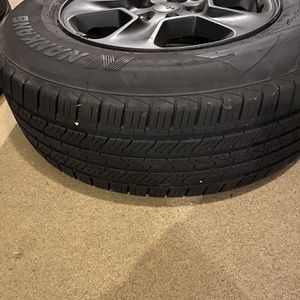 2014 Jeep Grand Cherokee Stock Wheels for Sale in Barrington, IL
