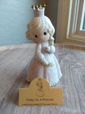 Precious Moments - Pretty as a Princess Vintage 1995 for Sale in Phoenix, AZ
