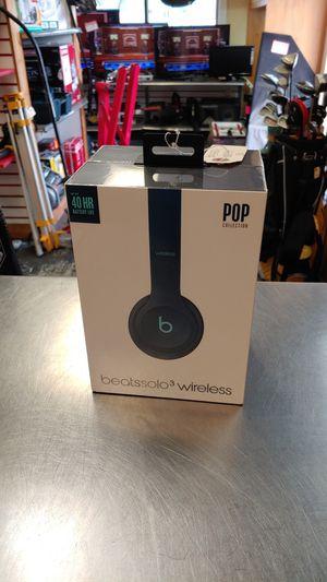 Beats solo3 wireless for Sale in Goose Creek, SC