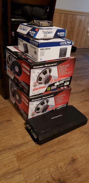 Car audio system for Sale in Pompano Beach, FL