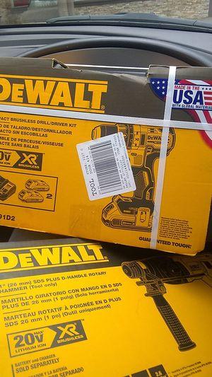 DeWalt tools for Sale in Stockton, CA