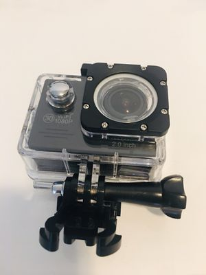 GOPRO HERO 4 STYLE ACTION CAMERA WATERPROOF 30M WIFI 170 DEGREES 1080P 30FPS OUTDOOR SPORT ACTIVITIES VIDEO CAMERA for Sale in Miami, FL