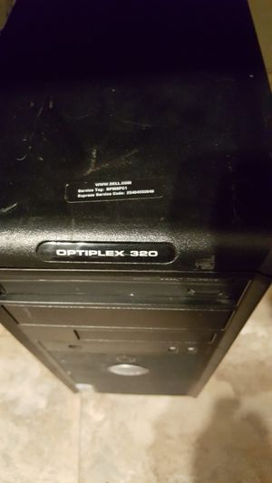Dell Optiplex 320 Works great Very fast for Sale in La Habra Heights, CA
