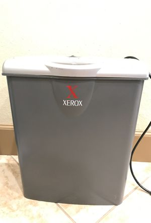 Xerox Shredder for Sale in Dunnellon, FL