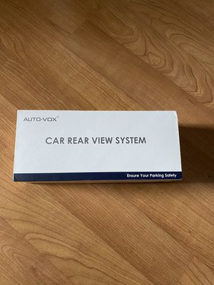 AUTO-VOX T1400 Wireless Rear View Camera for Sale in Chesapeake, VA