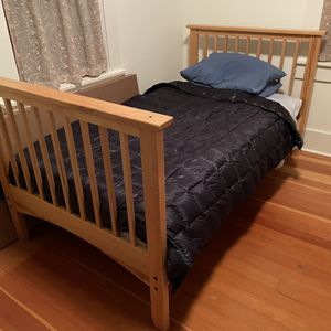 Twin Bed Frames and Mattresses (Bunk Bed) for Sale in Seattle, WA