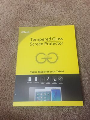 Jetech tempered glass screen protector iPad Pro for Sale in Phoenix, AZ