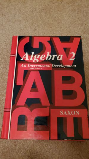Algebra 2 for Sale in Lincoln, CA