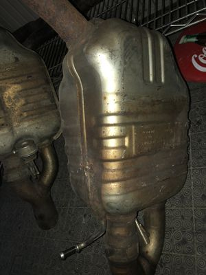 2004 audi s4 oem exhaust for Sale in The Bronx, NY