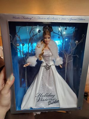 2003 holiday visions barbie for Sale in Gig Harbor, WA