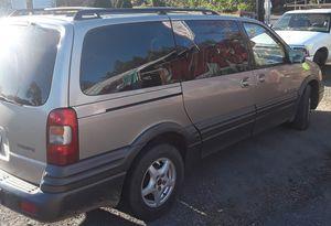 99' Pontiac Montana V6 Ext. Minivan--low miles for Sale in Gresham, OR