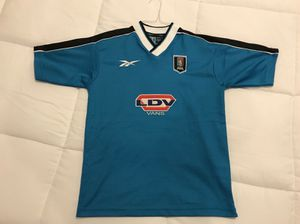 Aston Villa Soccer Jersey- RARE 1998- 1999 Size 30-32 (Youth L)- Away Kit- Paul Merson for Sale in Washington, DC