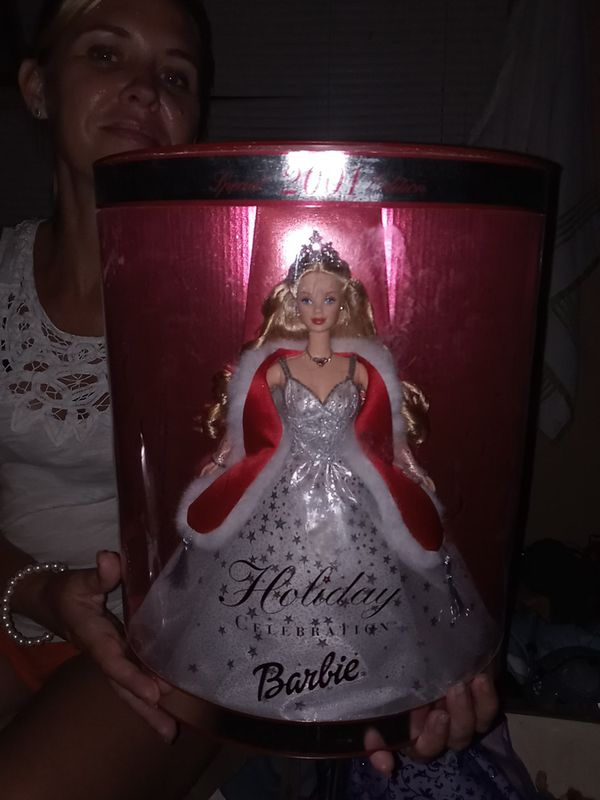 Barbie 2001 holiday
