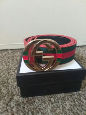 c34928fe006 Ñew Red Gucci belt for Sale in Pittsburg