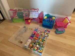 MASSIVE shopkins lot, accessories, playsets, etc for Sale in Cutler Bay, FL