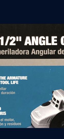 """TWO Pack Of 4-1/2"""" Angle Grinders. Brand new In box. for Sale in Pompano Beach,  FL"""