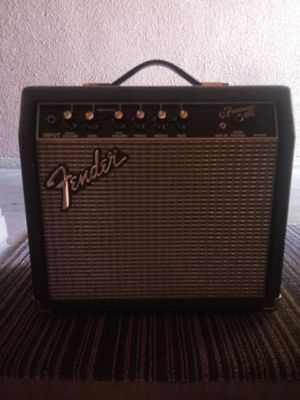 Fender Instrument Amplifier + aux in for Sale in Los Angeles, CA