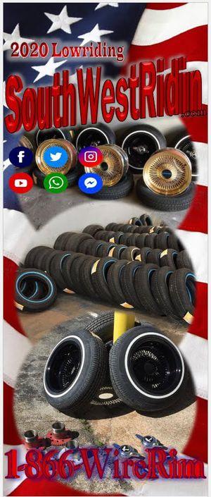 Spokes, Dz, Daytons, Wire Wheels, Luxor, Zenith,Roadster, for Sale in Las Vegas, NV