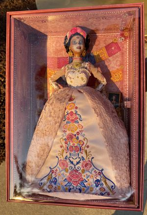 2020 Barbie Dia De Los Muertos Doll *IN-HAND & READY TO SHIP!* for Sale in San Diego, CA