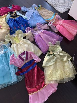 Disney Store official Princess Dresses for Sale in Hollywood, FL