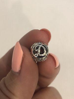 Brand New Sterling Silver 925 Letter D for Sale in La Mirada, CA