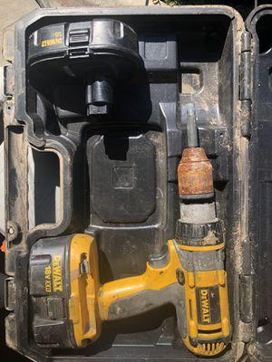DeWalt drill for Sale in Merced, CA