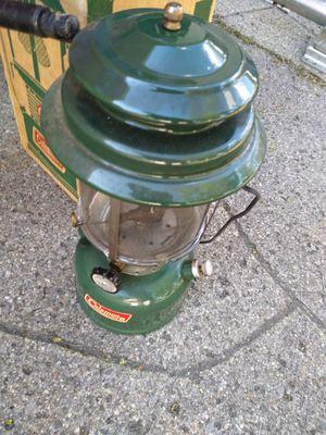 Coleman Lantern Vintage for Sale in West Bloomfield Township, MI