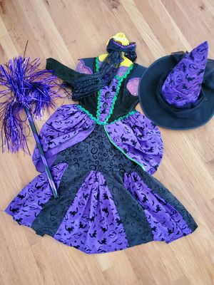 Lil witch dress size 5n6 for Sale in Denver, CO